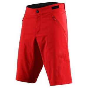 Troy-Lee-Designs-Skyline-Shorts-Shell-Only-Red-32