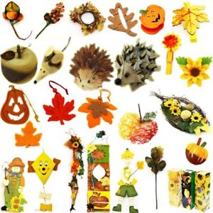 Herbst-Deko-Herbstdekoration-Aufhaenger-Tisch-Fenster-Schmuck-Blumen-Igel-Figur