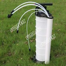 Engine Oil Extractor - 7 Litre Capacity - Suitable For Fuel/Coolant UK