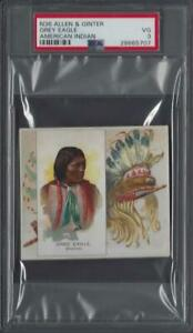 1888-N36-Allen-amp-Ginter-American-Indian-Grey-Eagle-Graded-PSA-3