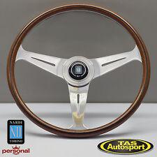 Nardi Steering Wheel ND CLASSIC WOOD Grain Polished Spokes 390mm 5061.38.3000