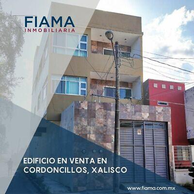 EDIFICIO EN VENTA EN CORDONCILLOS, XALISCO  (AL) $1,800,000