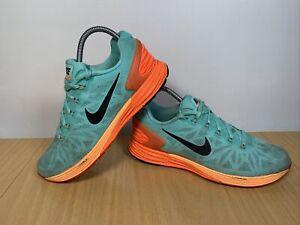 Grupo primavera personal  Nike Lunarglide 6 Running Trainers Orange Green Women's Size UK 5 EUR 38.5    eBay