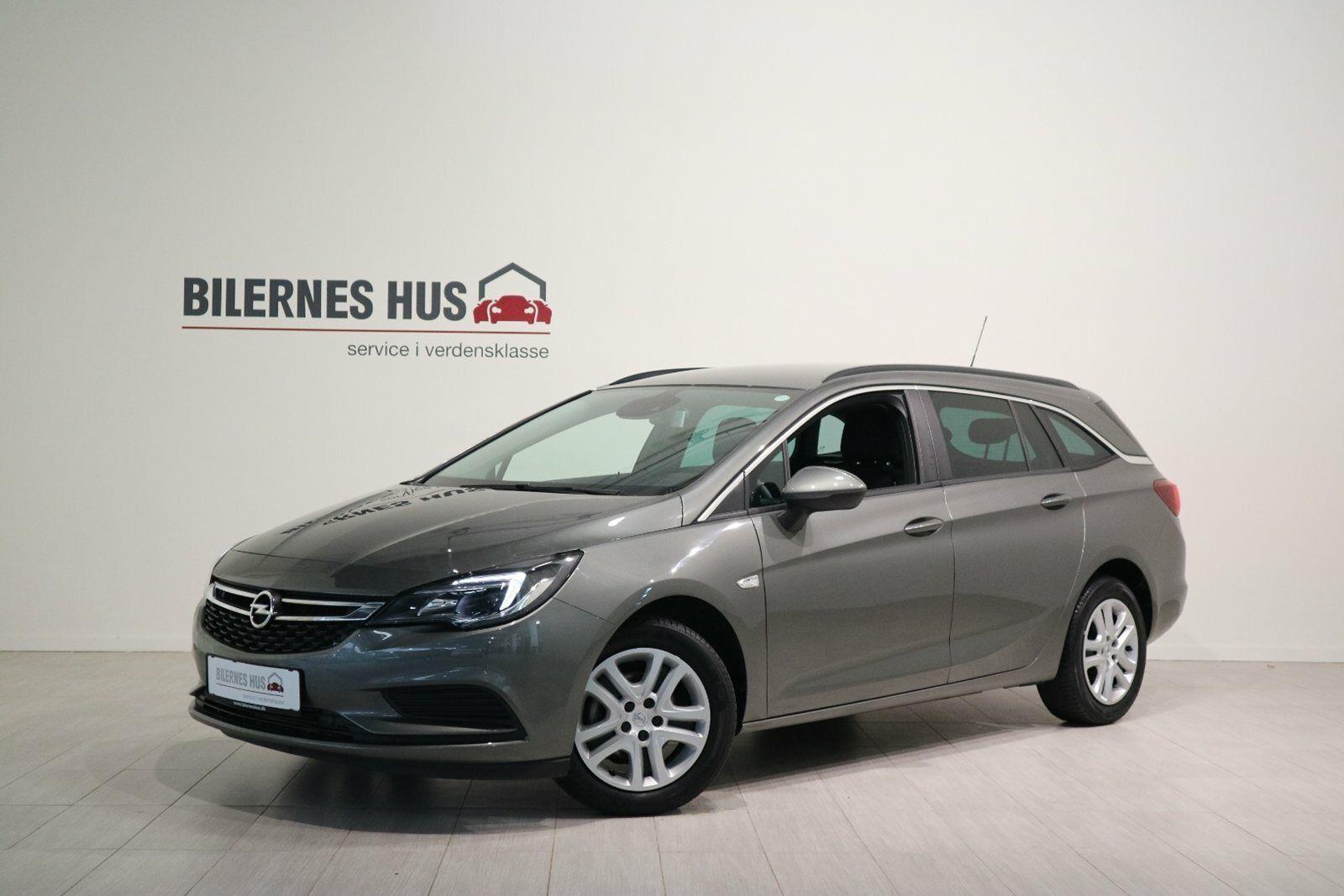 Opel Astra 1,4 T 150 Enjoy ST