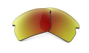 508f4750731 Authentic Oakley Flak 2.0 Ruby Iridium Polarized Replacement Lenses ...