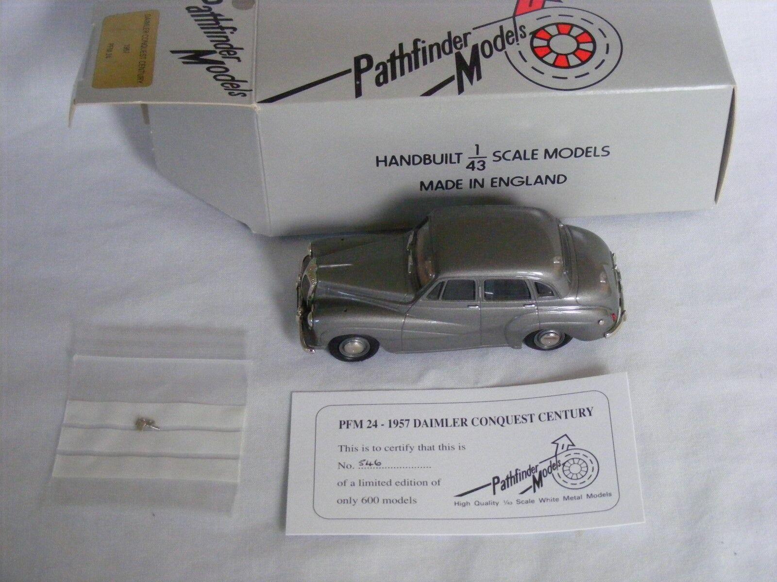 1957 Daimler Conquest Century - 1 43 Scale-Pathfinder