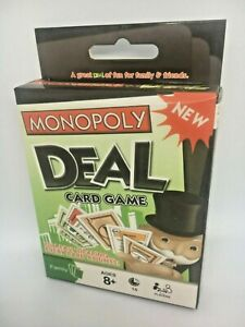 Monopoly-Deal-Card-Game-For-ages-8-Hong-Kong-Edition-Free-Postage-Worldwide