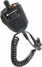Motorola Gps Remote Speaker Microphone Rsm For Xts2500 Xts5000 Two Way Radio