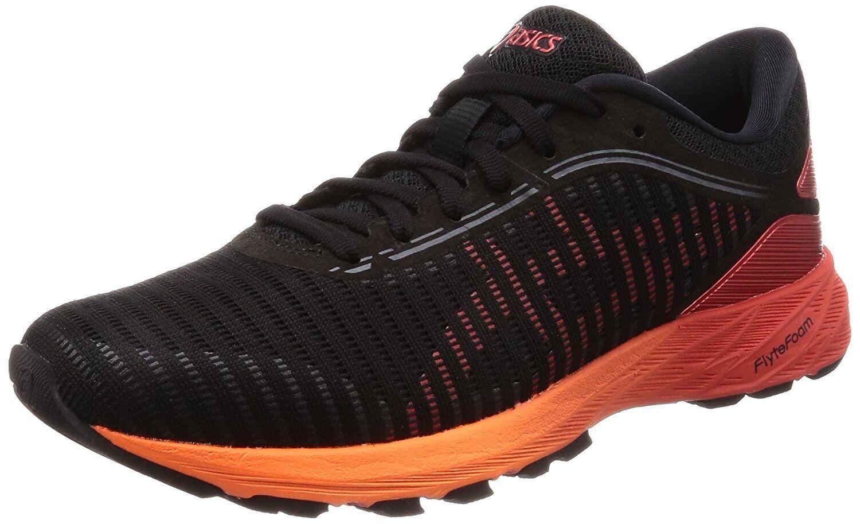 Zapatos De Entrenamiento Asics dynaflyte 2 TJG956 Negro fulgurante Rojo US6.5 (25 Cm)