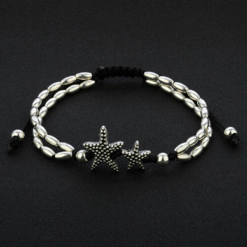 Jewelry Retro Charm Starfish Foot Ankle Silver Leg Barefoot Chain Women Bracelet