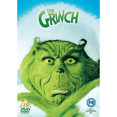 The Grinch [DVD]