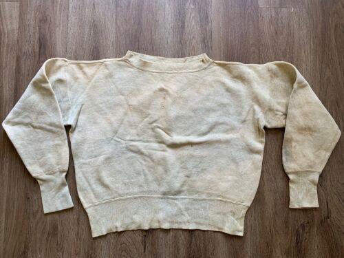 Vintage 1920s 1930s Cotton Sweatshirt