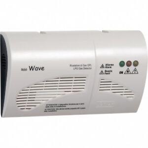 Rivelatore gas gpl RGG Wave da parete - VEMER VN785200
