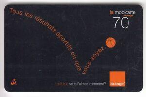FRANCE MOBICARTE TELECARTE - PHONECARD .. PU155 70F SPORT 06-2003 UT-BE C.120€ mCo9IBBs-09092722-818075943