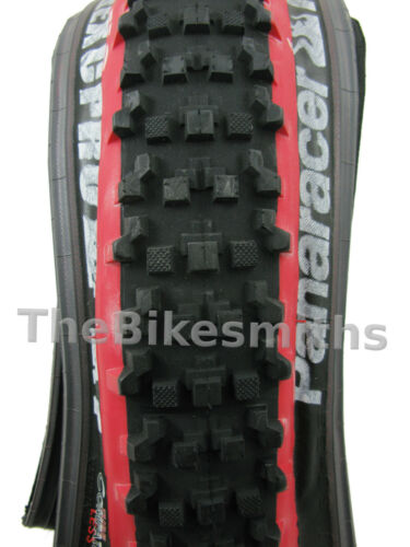 "1or 2 Pk Panaracer 26 x 2.10/"" Fire XC Pro Foldin MT Bike Tire Black/& Red Side TR"