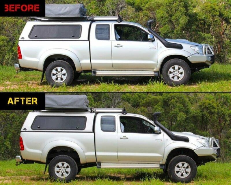 Toyota Hilux Suspension Lift from Manufacturer in Rosslyn FREE SHIPPING