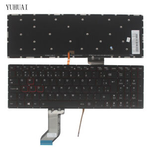 Original-New-for-Lenovo-IdeaPad-Y700-15ISK-Y700-17ISK-Brazilian-Backlit-Keyboard