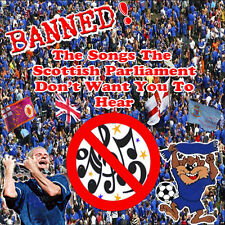 RANGERS BANNED SONGS SCOTTISH PARLIAMENT DON'T WANT YOU TO HEAR / Loyalist CD
