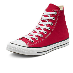 chaussure converse rouge