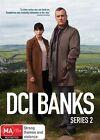 DCI Banks : Series 2 (DVD, 2014, 2-Disc Set)