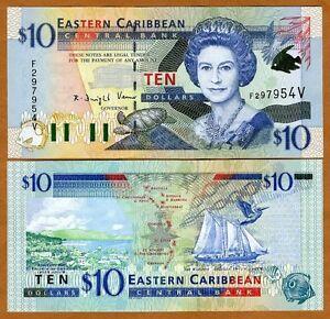 Eastern-East-Caribbean-10-2000-St-Vincent-P-38v-UNC