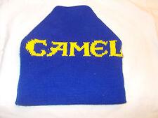 VTG-1980s Camel Cigarettes Tobacco Winter Ski Style Toque Beanie Knit hat