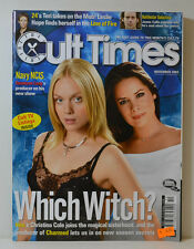 CULT TIMES 11/2004 - CHARMED - CHRISTINA COLE - HOLLY MARIE COMBS  (CT27)