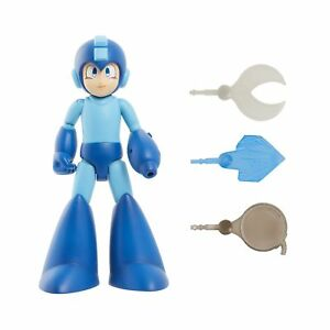 Classic Mega Man Deluxe Action Figure Lights /& Sounds