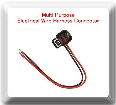 S824 Multi Purpose Electrical  Pgtail Wire Harness Connector