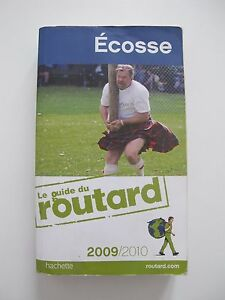 Guide-du-routard-ECOSSE-2009-2010-remise-main-propre-Paris-ou-Mondial-Relay