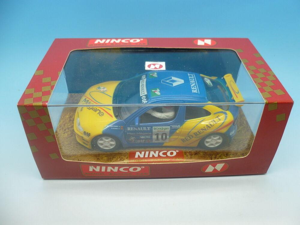Ninco Renault Megane 50143, Red Renault 97 97 97 64d273