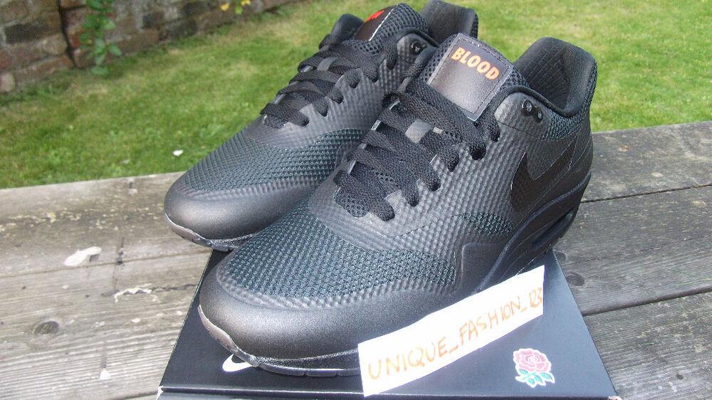 KO Nike Air Max 1 HYP Sang Neuf US 15 UK 14 49.5 Hyperfuse England Camo-