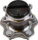 Axle Bearing and Hub Assembly-FWD Rear SKF BR930889