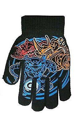Boy/'s Child/'s Knit Gloves TMNT Star Wars Superman Skylander Paw Patrol Hulk NWT
