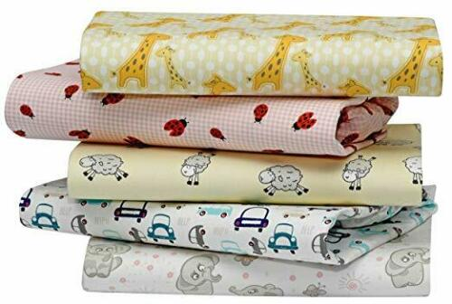 Cuddles /& Cribs 1 Pack GOTS Certified Organic Cotton Fitted Crib Sheet