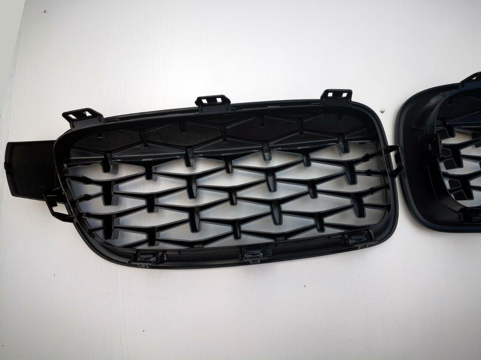 Mille Miglia Diamant Gitter für BMW 3 f30 f31 Saloon Kombi; Neuester M340i Z4