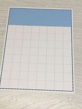 Write-On/Wipe-Off Sorting, Graphing & Classification Diagram (set of 10) Mats