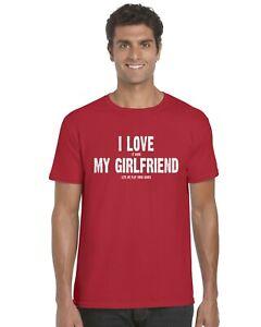 J-039-adore-quand-ma-petite-amie-me-permet-de-jouer-aux-jeux-video-Drole-Adultes-T-Shirt