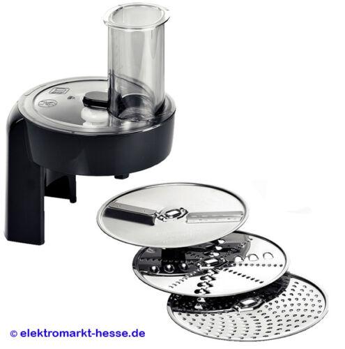 Bosch durchlaufschnitzler Black con discos para máquinas de cocina serie mum5...