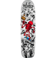 Old School Rodney Mullen Chess Bones Brigade 9th Series Reissue Skateboard Deck