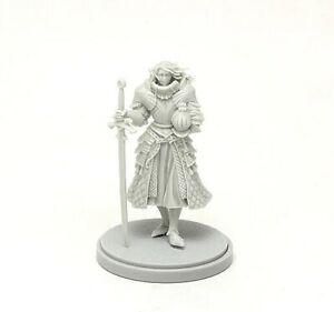 Percival-Model-for-Kingdom-Death-Game-Resin-Figure-Recast-30-mm