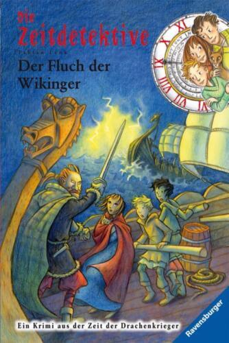 1 von 1 - Die Zeitdetektive 24. Der Fluch der Wikinger ►►►UNGELESEN ° von Fabian Lenk °