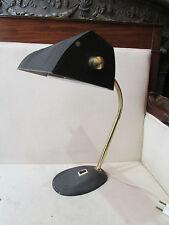 ancienne lampe design epoque 1960 vintage de bureau