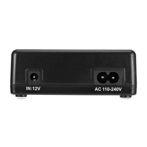 PD4 4 Slots LCD Display Battery Charger for NiMH//AA//AAA Battery Liitokala Lii