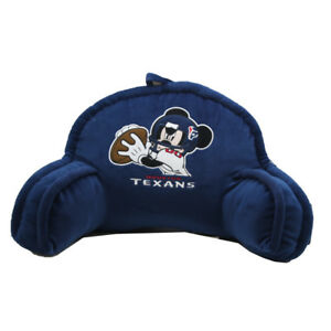Northwest-NFL-Houston-Texans-Mickey-Mouse-Bed-Rest-Pillow