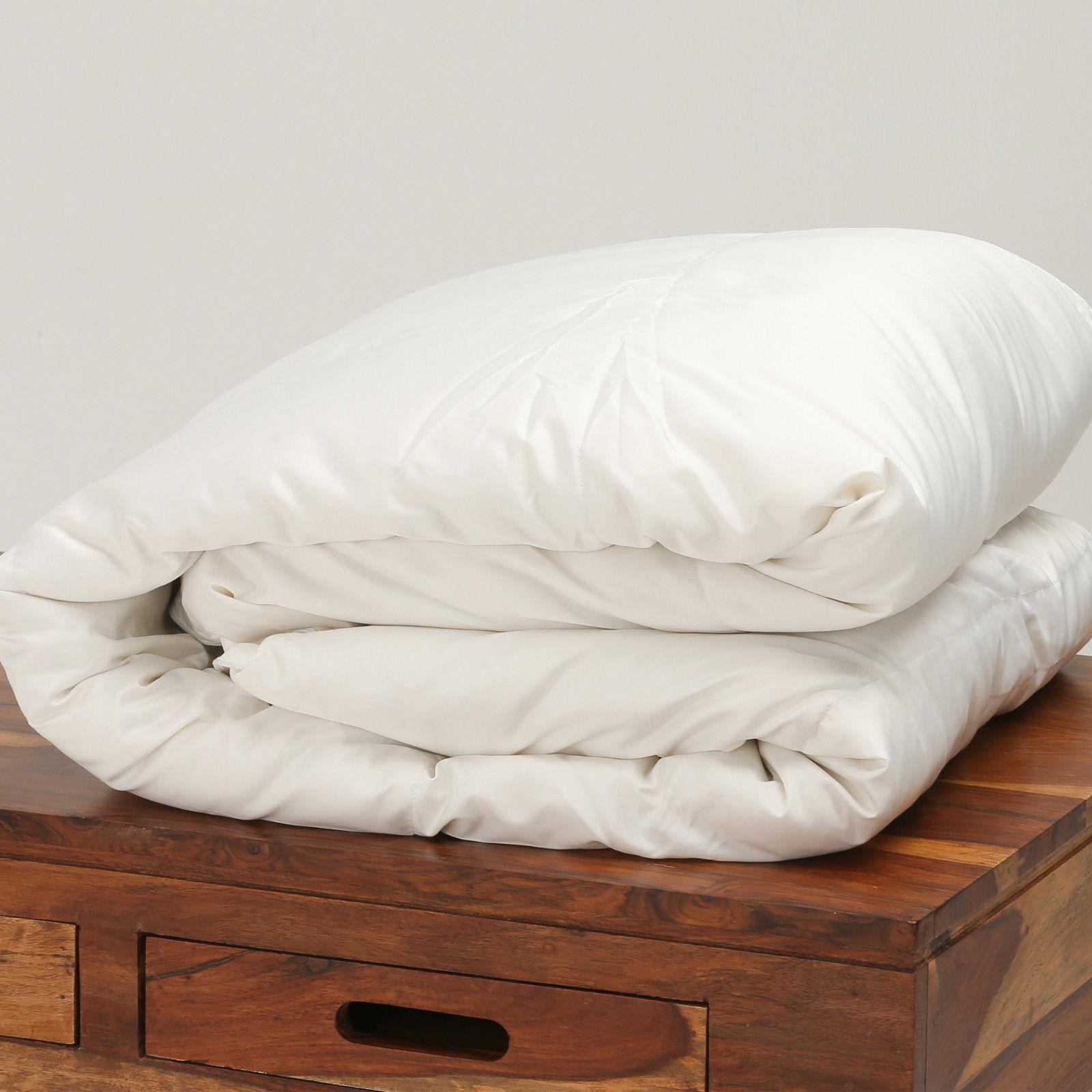 Luxuriös 100% rein kanadisch Gänsedaunen Bettdecke alle Jahreszeiten einzeln