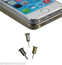 3pcs Universal Earphone Metal Dustproof Plug Sim Card Tray Eject Pin all 3.5mm