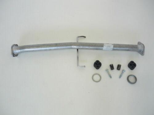 Auspuff Hosenrohr für Mazda 323 F S VI BJ 1.6 inkl Montagesatz Auspuffanlage