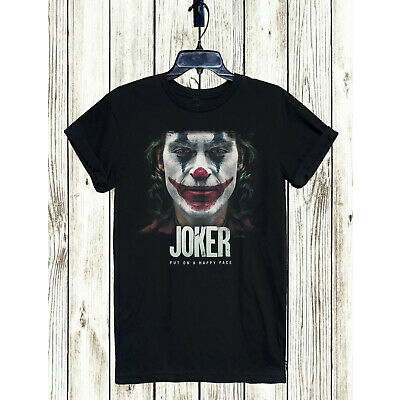 JOKER 2019 MOVIE T-SHIRT XS-5XL UNISEX FREE SHIPPING BATMAN PHOENIX NEW GOTHAM