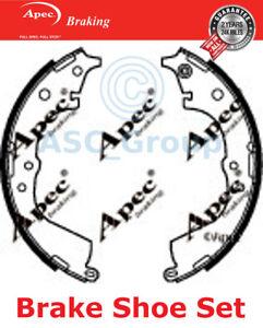 APEC Brems Ersatz 270mm x 58mm Trommel Bremsbacken Satz shu564
